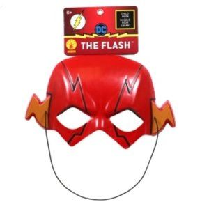 New DC Comics THE FLASH Mask *Child Size* NWT